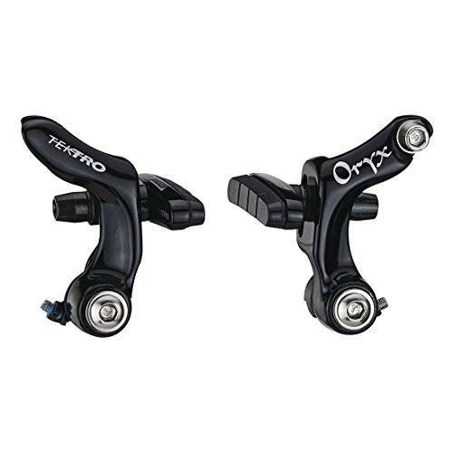 Tektro Oryx Front or Rear Black with Standard Pad