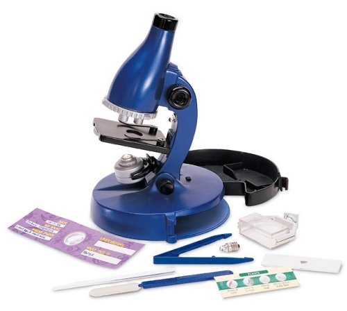 Learning Resources Primary Microscope with 10x, 30x, 50x Magnification, STEM, Science Activities, Ages 6+