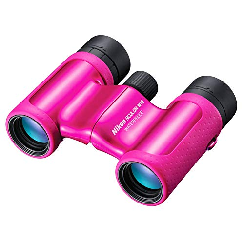 Nikon Aculon W10 verrekijker, roze, 8x21