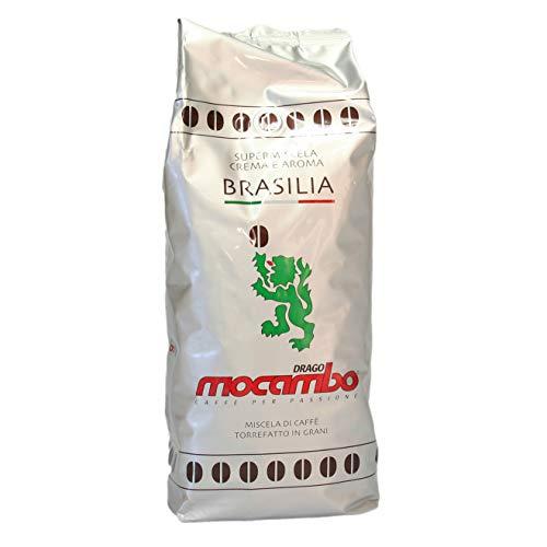 Mocambo Espresso Brasilia Crema E Aroma Bohnen, 1er Pack (1 x 1 kg)