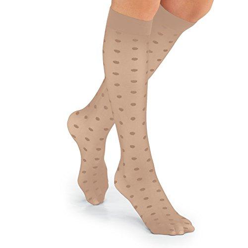Stylish & Comfortable 15-20mmHg Compression Knee...