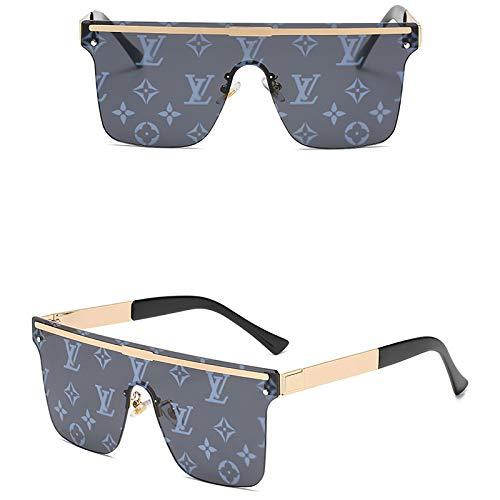 Gafas De Sol para Hombre Y Mujer Gafas De Moda Retro Gafas De Seguridad Shades Conducción Turismo Ciclismo Pesca Protección UV400 Gafas De Sol Al Aire Libre,3