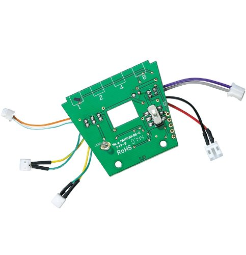 Carrera Digital 124 - 20020762 - Véhicule Miniature et Circuit - Pièce Détachée - Digital Décoder Exclusive/Digital 124 - Hotrods