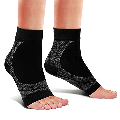 Plantar Fasciitis Socks Compression Foot Sleeves for Heel Pain Treatment and...