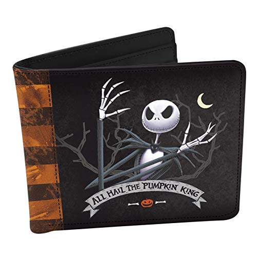 ABYstyle Disney Nightmare Before Christmas - Monedero, diseño de Jack