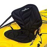 Ocean Kayak Comfort Zone Premium Seat Back, Black, One Size