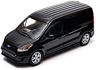 2014 Ford Transit Connect (V408) Black 1/43 by Greenlight 86045