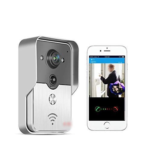LIBILAA 1,3 miljoen slimme wifi video deurbel kat ogen p2p cloud record HD elektronische kat ogen