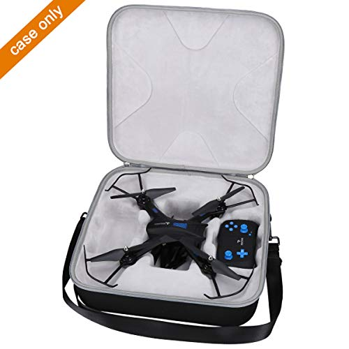 Aproca Hard Travel Protective Case for SNAPTAIN S5C WiFi FPV Drone
