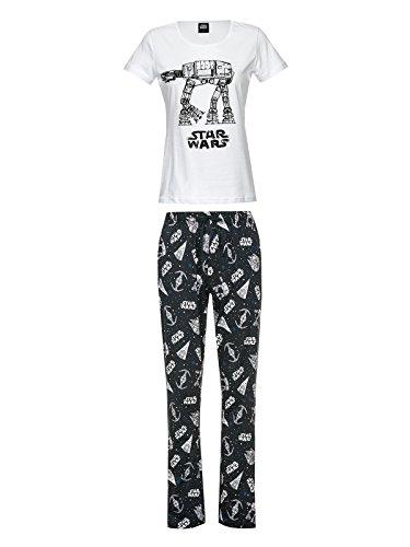 Star Wars AT-AT - Pijama para mujer...