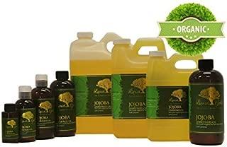 Gallon of Premium Jojoba Oil Skin Nail Health Care Moisturizer