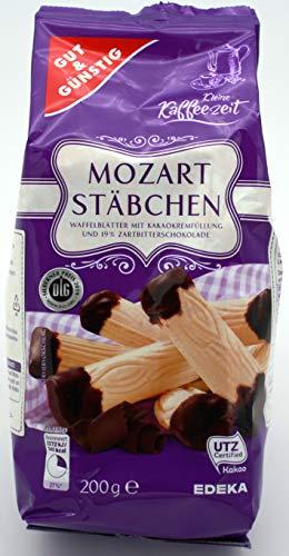 Gut und Günstig Mozartstäbchen, 10er Pack (10 x 200g)