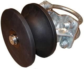 Best cantilever slide gate roller wheel Reviews