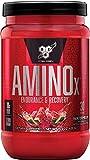 BSN Supplemento Nutrizionale Amino X, 30 Srv, Watermelon It/Fr/Sp - 435 gr