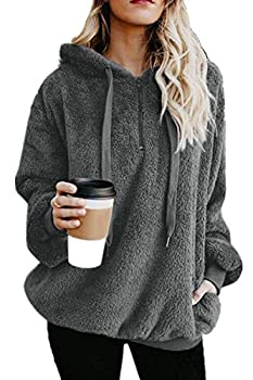 Best fuzzy pullover Reviews