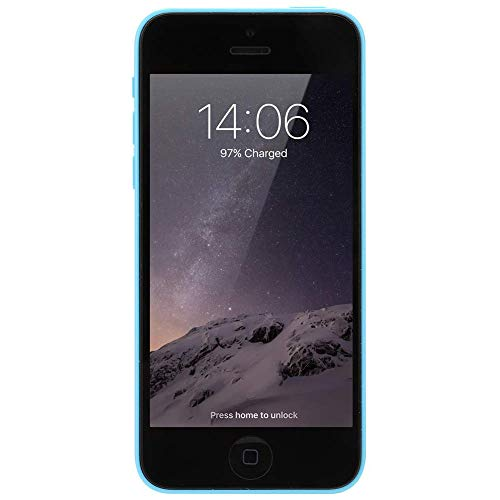 Überholt Für iPhone 5C Für IOS A6 Dual Core Single SIM Telefon 1 + 32G Blau...