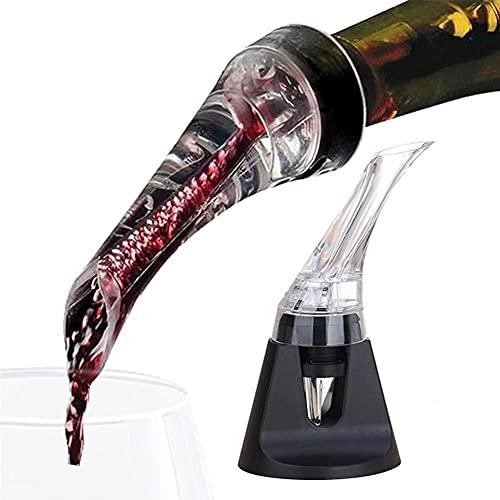 Wijnkaraf, Huishoudelijke Olecranon Magic Quick Decanter, Wijn Set, Direct gebruik met fles