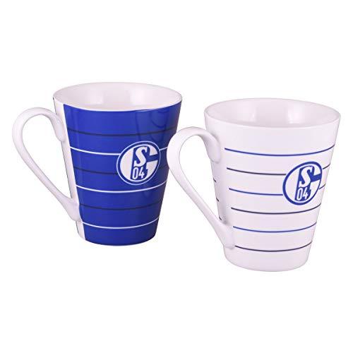 FC Schalke 04 Kaffeebecher 2er-Pack