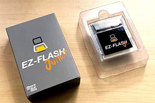 EZ Flash Junior Jr - Gameboy GB Color GBC - Pocket - Nintendo - SD-Karte