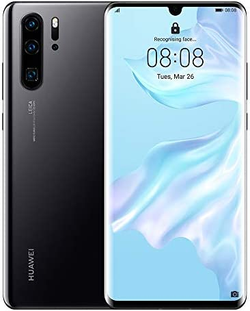 Huawei P30 Pro 128GB 8GB RAM VOG-L29 International Version – Midnight Black