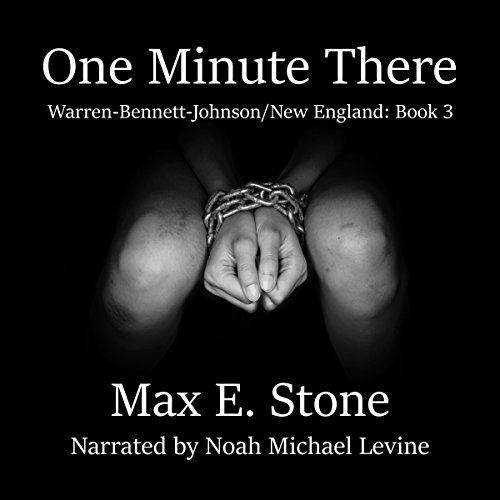One Minute There audiobook cover art