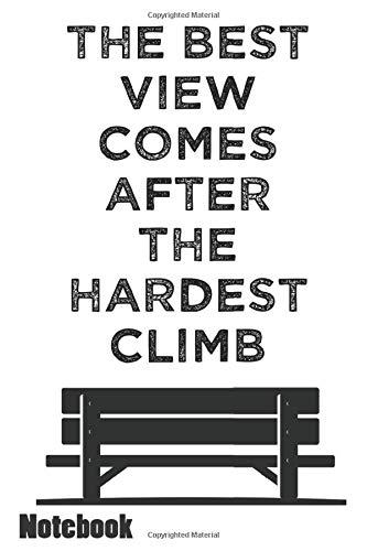 Climbe: 120 Seiten Journal oder Notizbuch