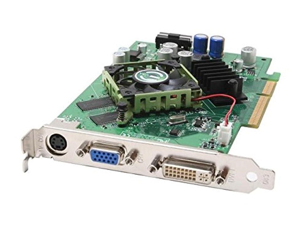 貧困マサッチョペインEVGA 256-a8-n330?DX EVGA 256-a8-n330?GeForce 6600le 256?MB DDR AGP 4?x / 8?xビデオカード