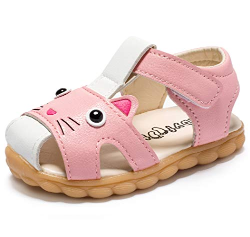 HLMBB Baby Shoes Sandals for Girl Boys Babies Toddlers Size Infant Newborn Pre Walking First Indoor Outdoor Garden