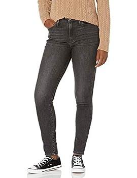 Levi s Women s 721 High Rise Skinny Jeans Steady Rock 27  US 4  M
