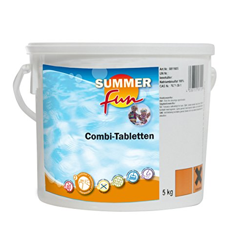Summer Fun Combi Tablette 200 g 5 kg