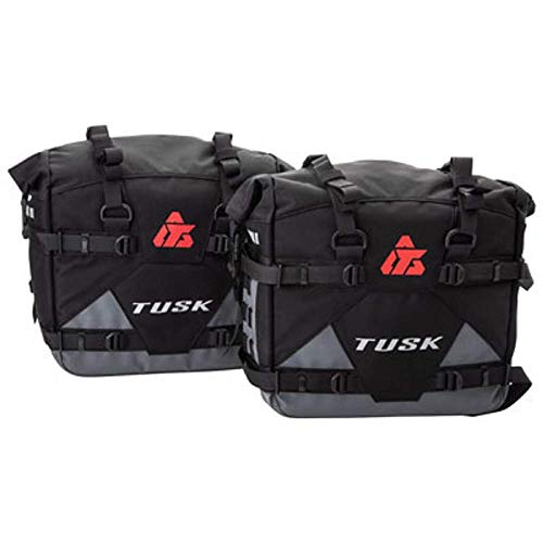 Pannier Racks with Pilot Pannier Bags Compatible With Honda Africa Twin Adventure Sports CRF1000A2 2018-2019