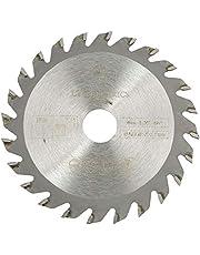 85 mm x 15 mm 24 zęby węglik spiekany okrągłe cięcie ultra precyzyjne wykończenie piła tarczowa narzędzie obrotowe do obróbki drewna altana i diamentowa tarcza do cięcia zestaw 1