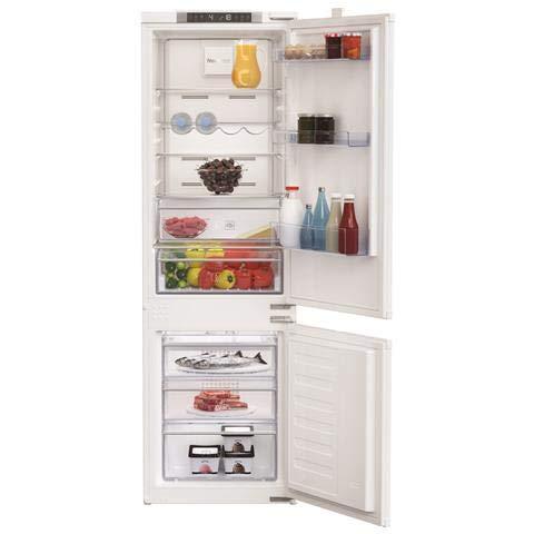 Beko BCN27E2S frigorifero con congelatore Incasso Bianco 254 L A++