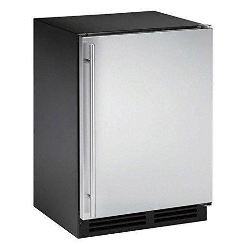 "U-Line (CLRCO2175S-01) - 2000 Series 24"" Clear Ice Refrigerator-Ice..."