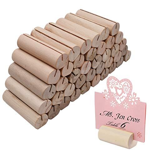 Qixuer -   40 Stück Holz