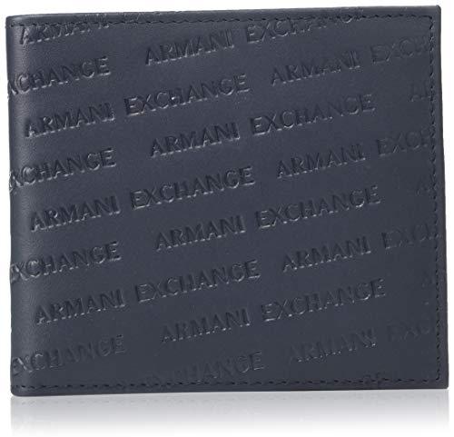 AX Armani Exchange Cartera 958097CC349 - Azul, U