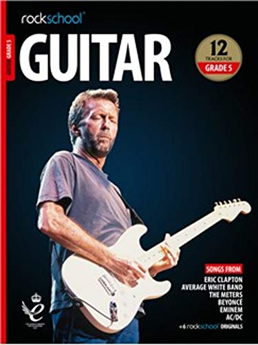 ROCKSCHOOL GUITAR GRADE 5 2018 BOOKAUDIO