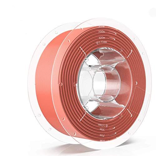 SainSmart PRO-3 Tangle Premium 1.75mm PETG 3D Printer Filament, PETG, 2.2 LBS (1KG) Spool, Dimensional Accuracy +/- 0.02mm, Coral