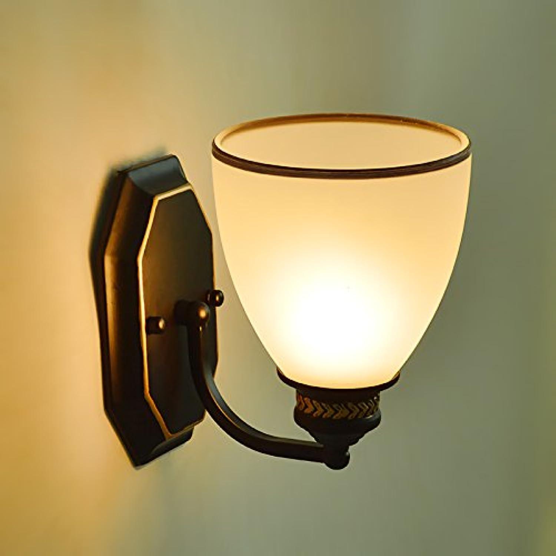 StiefelU LED Wandleuchte nach oben und unten Wandleuchten Eiserne Wand lampe Nachttischlampe, 7 w - weies Licht