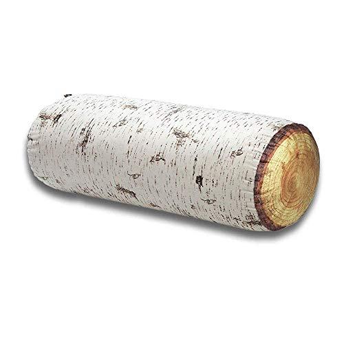 MeroWings Baumstamm Bodenkissen Nordic Birch Jumbo
