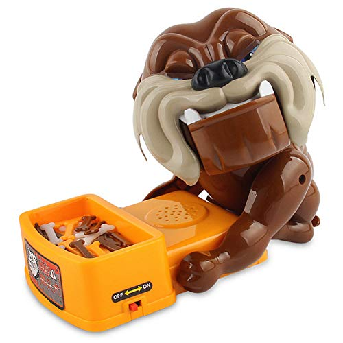 RedDhong Parent Child Creative Beware of The Dog Caution Dog Tricky Party Game Dog Card Games, Funny Electronic Pet Dog Toys Gift for Kids