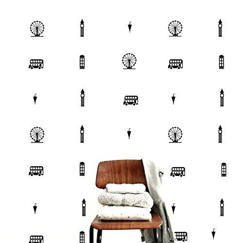 TORCHON//Wall hanging design Big Ben Rouge Téléphone Boîte 100/% coton London Souvenir