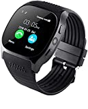 JOKIN T8 Android Smart Watch Smartwatch Bluetooth Touchscreen Sweat Proof Phone with Camera