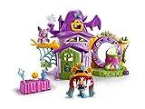 Pinypon - La Casa Encantada de Brujitas, con 1 figurita de Bruja, para niños y niñas de 4 a 8...