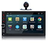 "Car Stereo Double Din - EINCAR Android 8.1 Car Radio 7"" Touchscreen 2GB"