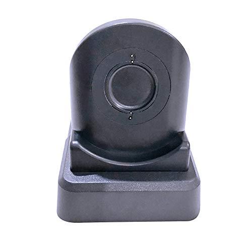 ORETG45 Cargador de reloj inteligente ABS accesorios verticales inalámbricos, simple protección contra arañazos, portátil, para el hogar, oficina, base de carga, adaptador para Fossil Gen 4 5