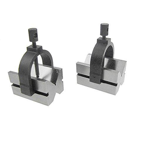 HFS (R) Type B V-Block & C Clamp Set (1-5/8