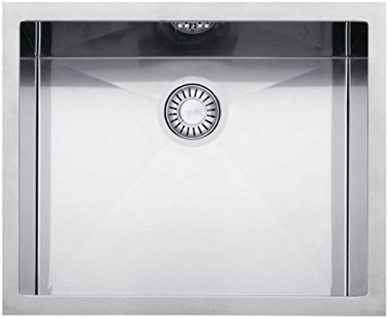 Franke Planar 8 PEX 210-51 Edelstahl glatt flchenbündige Küchenspüle Spülbecken