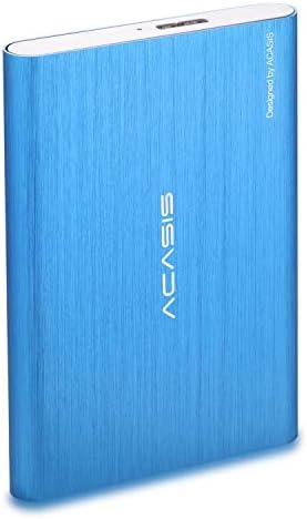 ACASIS USB3 0 2 5 Portable External Hard Drive 320GB Hard Disk for Desktop Laptop HDD 320GB product image