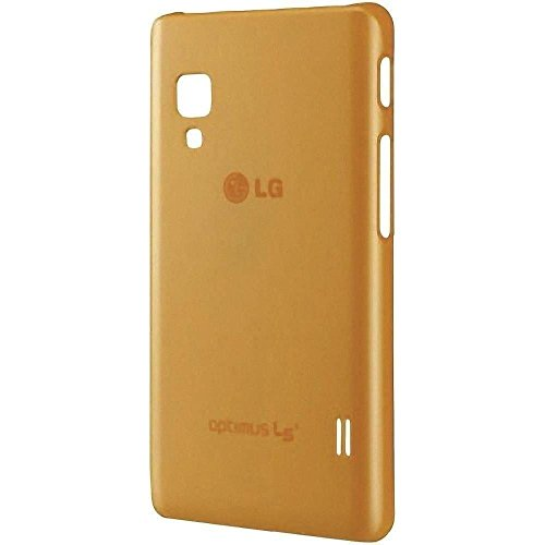 LG Original CCH-210 Ultra Slim Case für Optimus L5 orange